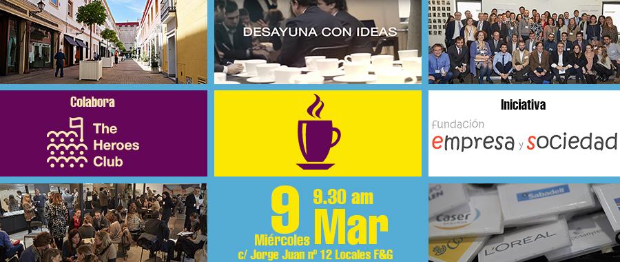 Desayuna con Ideas, II edición