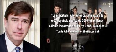 La Moda Española entre los sectores beneficiados por el Acuerdo entre Chile y la Unión Europea