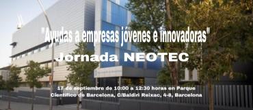 Novedades NEOTEC: ayudas para la financiación de nuevos proyectos empresariales