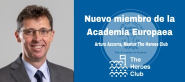 Arturo Azcorra nombrado miembro de la Academia Europaea