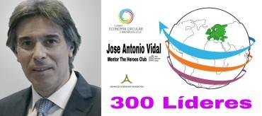 José Antonio Vidal embajador para fomentar la cultura de la Economía Circular e Innovación en España