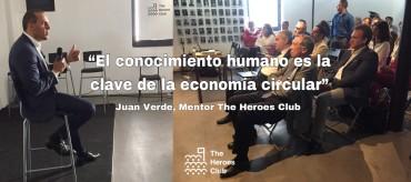 """""""El camino a la economía circular  promueve beneficios ambientales y sociales y genera oportunidades comerciales y económicas"""""""