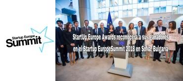 17 startups españolas optan para ser reconocidas como la mejor de Europa