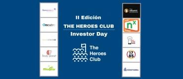 Celebración del II Investor Day The Heroes Club