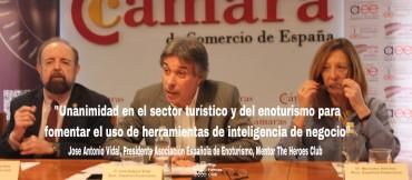 Inteligencia de Negocio en Enoturismo
