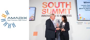 Amadix, ganadora de Healthcare & Biotech Competition en South Summit 2018