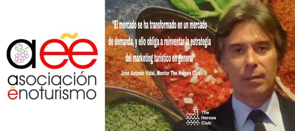 Nuevos productos de Enoturismo en España promovidos por la Asociación Española de Enoturismo (AEE)
