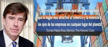 Chile suscribe con otros diez países el tratado de libre comercio TPP-11