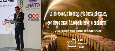 Éxito del Enoturismo de España en la Conferencia Mundial de Moldavia