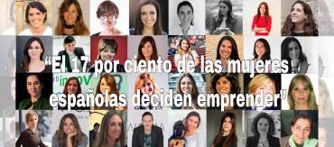 Las 75 mujeres emprendedoras más prometedoras del 2017