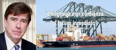 El comercio exterior de Chile creció un 12% en 2017