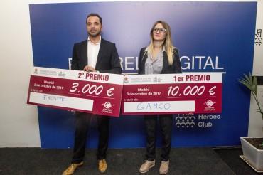 Final de la Primera Pasarela Digital, puente entre grandes empresas y jóvenes startups.