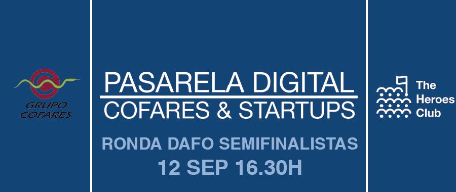 Pasarela Digital: 16 semifinalistas