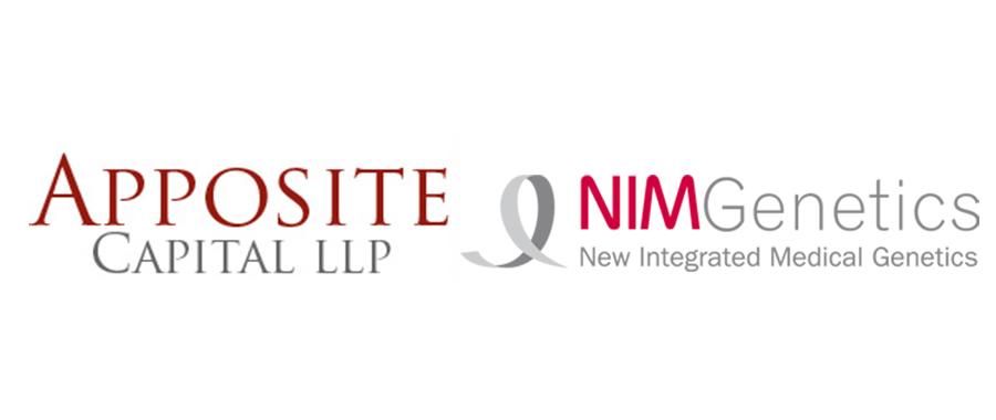 NIMGenetics consigue una inversión de 7 millones de euros por parte de Appositte Capital