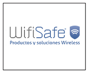 Wifi Safe productos y soluciones wireless, socios The Heroes Club