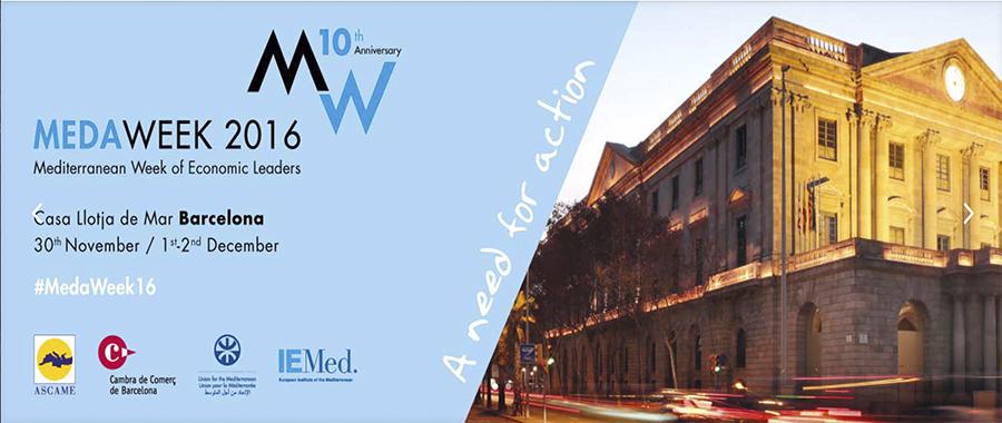 ASCAME Mediterranean Week