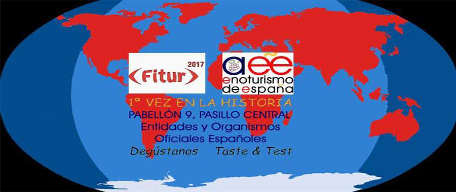 Asociación Española de Enoturismo en FITUR 2017