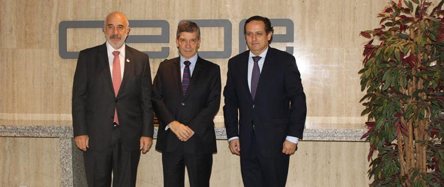 mercados Colombia CEOE inversión española
