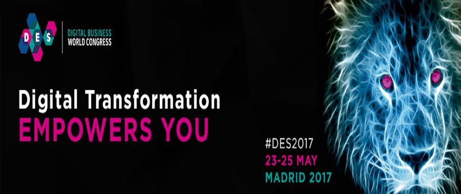 DES 2017 Madrid Transformación Digital
