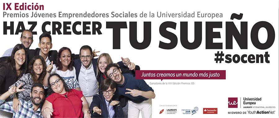 Premios Jóvenes Emprendedores Sociales
