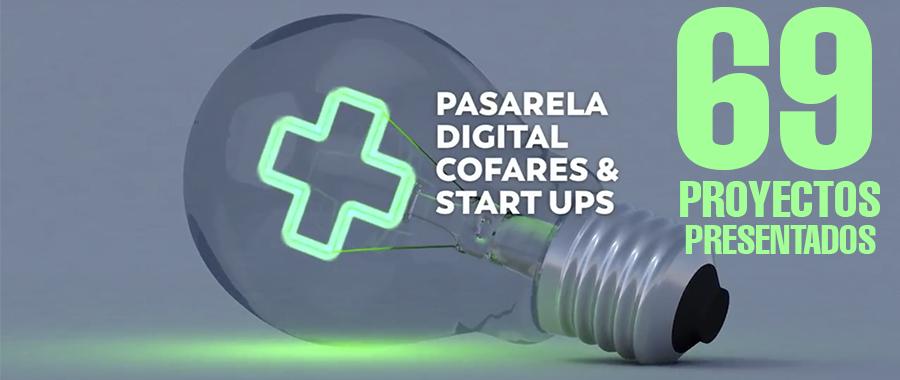 Éxito inscripción Pasarela Digital Cofares